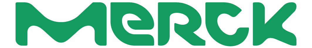 MERCK LOGO Green Rich RGB